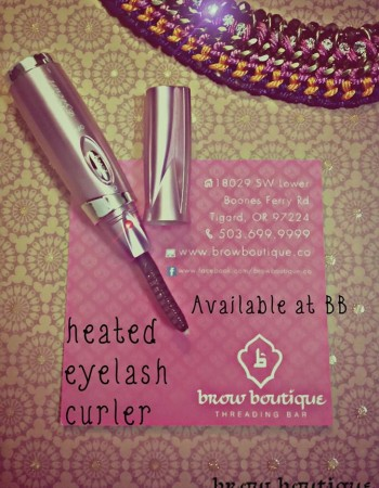 heated eyelash curler eyedo cosmetics brow boutique lake oswego