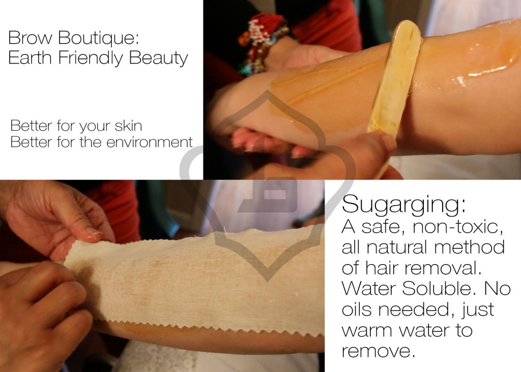 sugaring in Portland & lake oswego