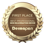 award winning dermapen a the brow boutique