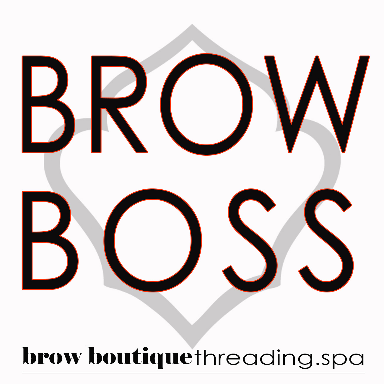 brow boss.  we don't play