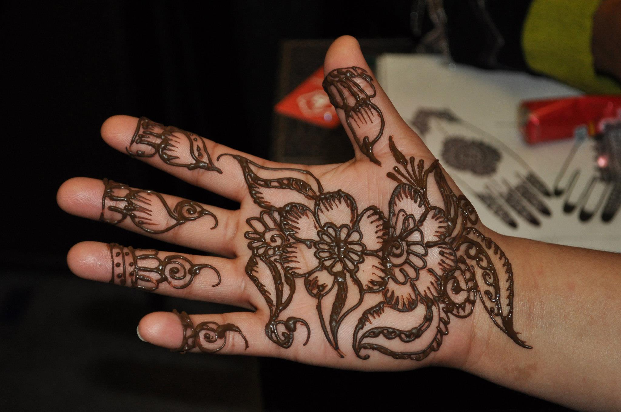 zahra henna